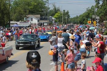 Glen Arbor 4th of July Parade