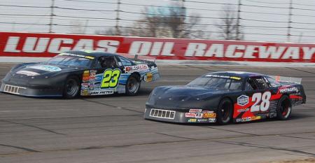 Enjoy CRA racing at Lucas Oil Raceway (Photo courtesy of CRA Racing)