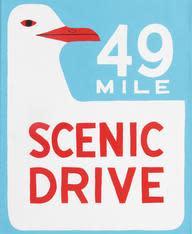 49-Mile Scenic Drive graphic