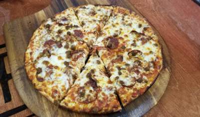 Pizza from pizza 101