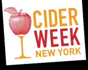 Cider Week NY logo