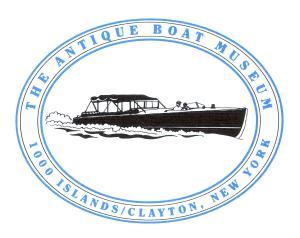 Antique Boat Museum logo