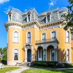 Culbertson Mansion