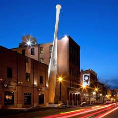 Louisville Slugger Museum In Southern Indiana