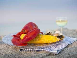 Lobster & Corn