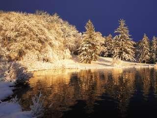 Exeter in Winter