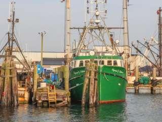 Fishing boats Galilee