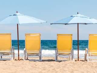 Ocean House Beach Chairs