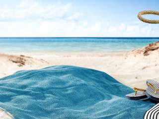 Beach spread
