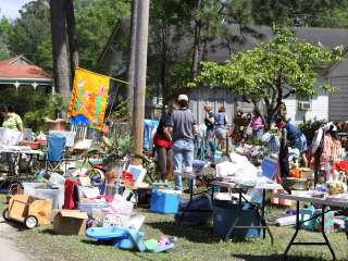 Abita Springs Garage Sale | Whole Town Annual Event