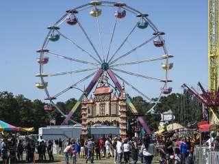 St  Tammany Parish Fair Oct 4-7   Carnival & Livestock