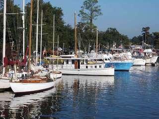 Wooden Boat Festival In Madisonville La Oct 14 15