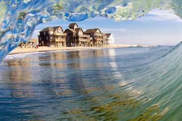Waves The Outer Banks Nc Vacations Beach Als