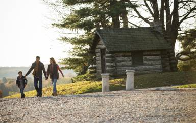 Family Fun at Valley Forge Park