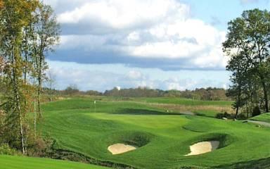 Raven's Claw Golf Club Hole 9