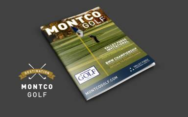 Fall Golf Guide Mockup