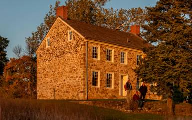 Valley Forge - Varnum's Headquarters