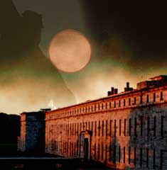 Fort Delaware ghost tour