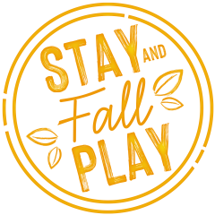 Fall Stay and Play orange