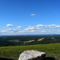 Scenic Mountain Vistas