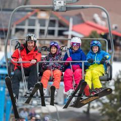 Family Ski Lift