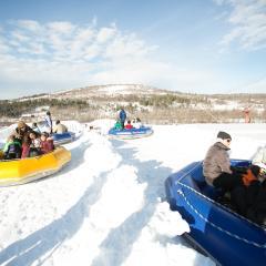 Blue Mountain Snow Tubing