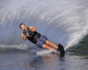 Mark Huber_Boating