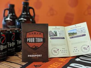 Laurel Highlands Pour Tour Passport