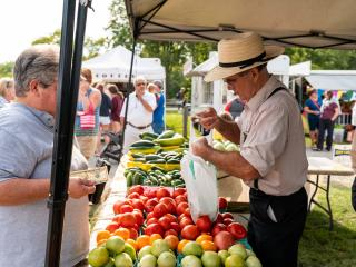 Ligonier Country Farmers Market