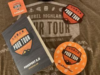 Pour Tour Prizes and Redemptions
