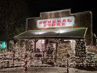 Overlys Christmas Lights.Winter Festivals In Laurel Highlands Tree Lights Parades
