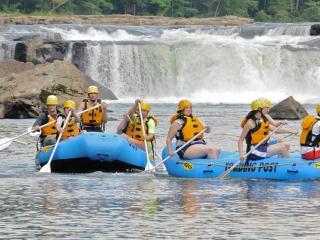 DTN - HI - Ohiopyle Trading Post & River Tours - Ohiopyle