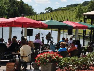 Live Music at Stone Villa Wine Cellars