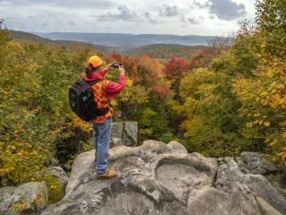LHHT Overlook Fall