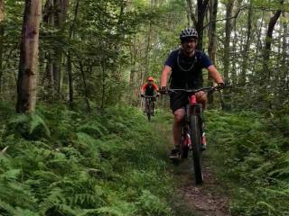 Mountain biking, Ohiopyle State Park