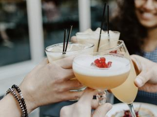 Cocktails from Unsplash-4:3