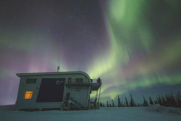 Your next vacation is at a research station in the wilds of Manitoba's subarctic
