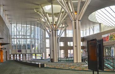 Salt Palace Convention Center North Foyer