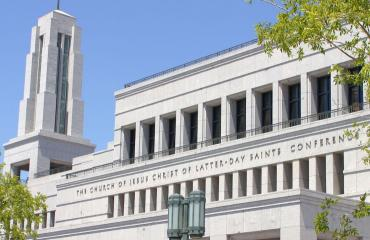 The Conference Center at Temple Square