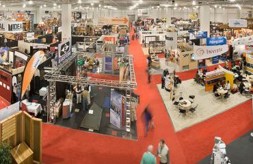 Salt Palace Convention Center Exhibit Hall