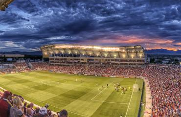 Rio Tinto Stadium - Home of Real Salt Lake