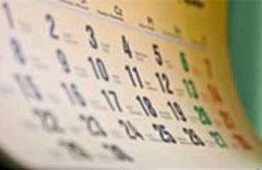 Convention Calendar image