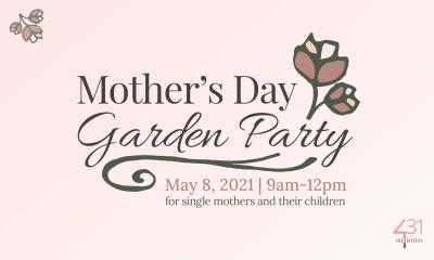 Mother's Day Garden Party