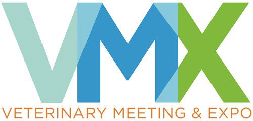 north american veterinary community vmx logo