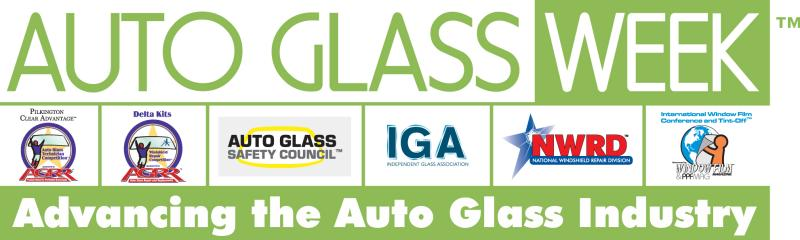 auto glass week logo