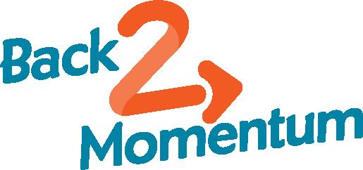 Back2Momentum Logo