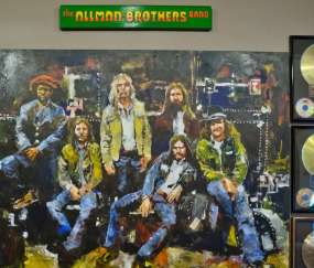 Allman Brothers Band Museum at the Big House