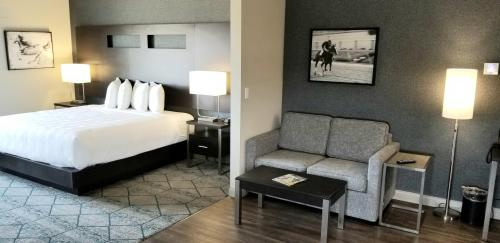 Best Western Plus interior of room