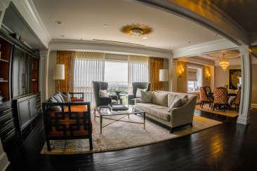 Claremont Hotel - Presidential Suite