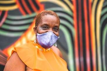 Cocobreeze owner masked